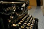 typewriter public domain