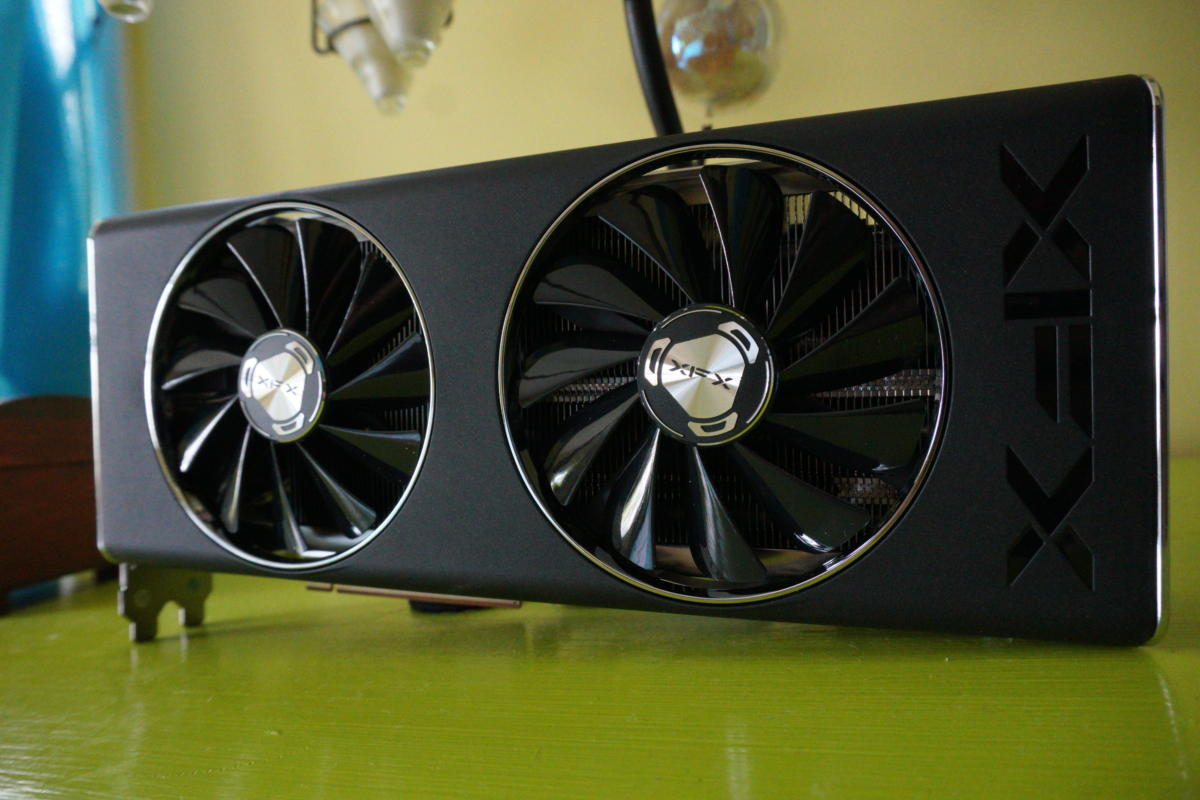 Xfx Radeon Rx 5700 Xt Thicc Ii Ultra Review A High Performance Muscle Car Of A Gpu Pcworld