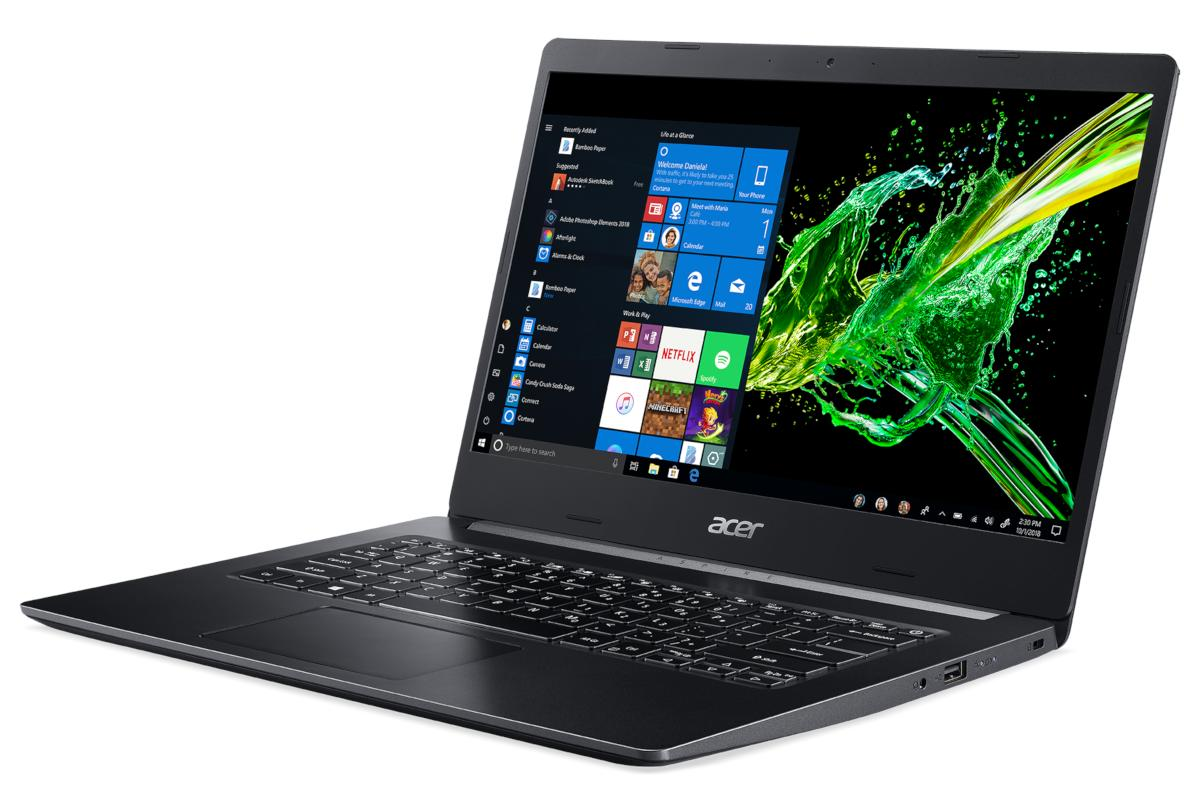 Laptop steal: This $529 Acer comes with Core i7 and a 512GB NVMe SSD