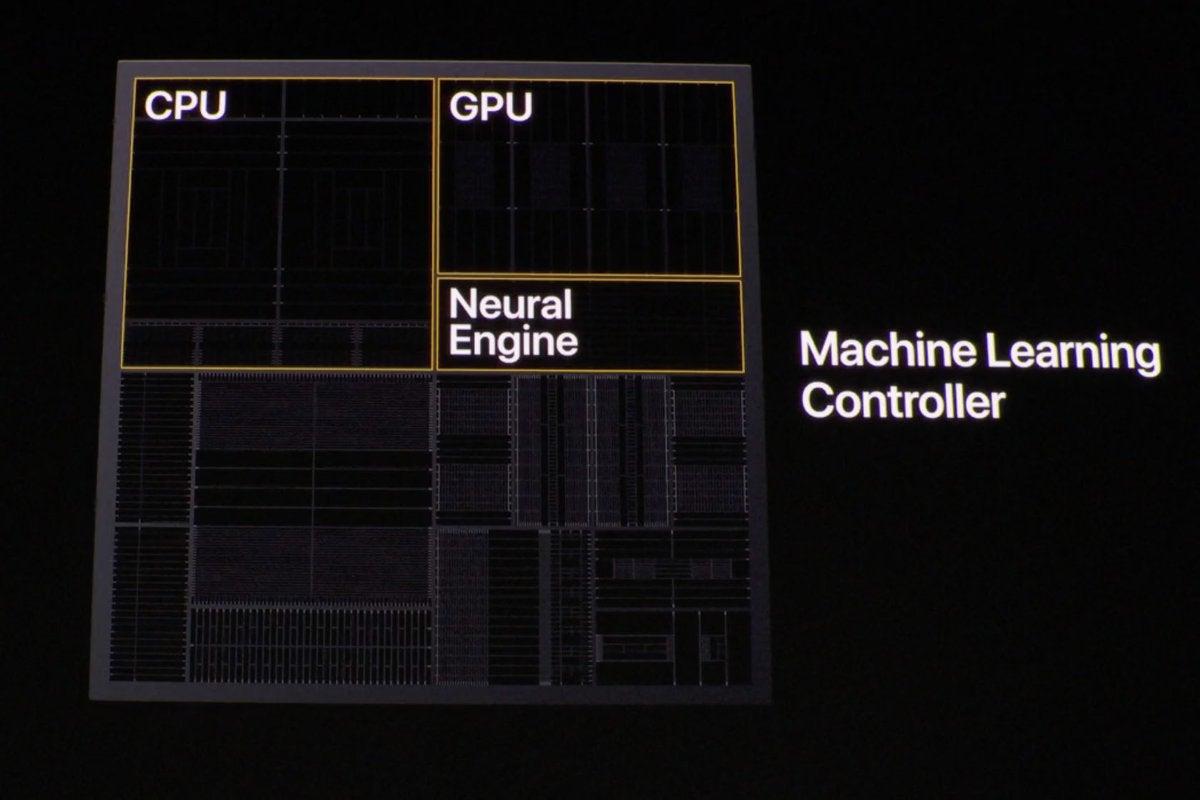apple a13 ml controller