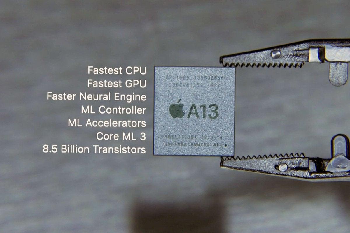Kết quả hình ảnh cho Apple A13 Bionic