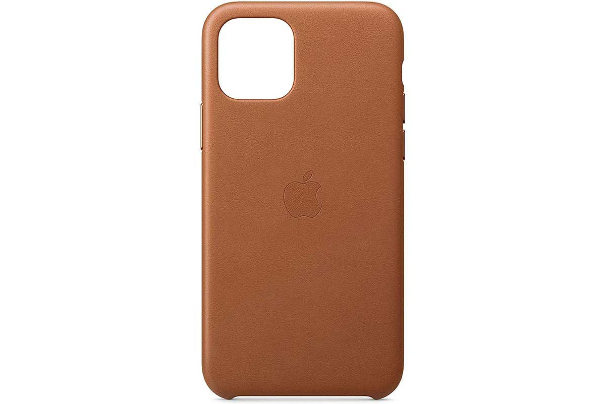 Apple Leather Case (iPhone 11 Pro)
