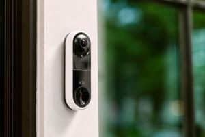 arlo video doorbell main