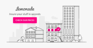 You can insure your place for as low as $5 per month with Lemonade
