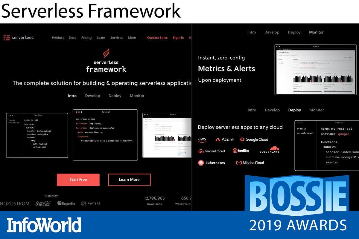 bossies 2019 serverless