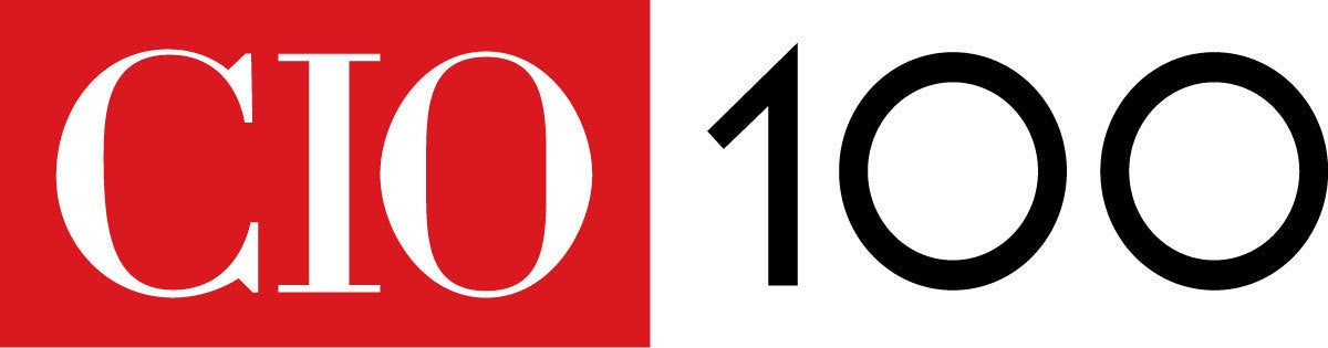 cio 100 logo uk