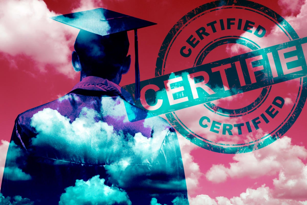 cio certification college degree education graduation by cole keister via unsplash