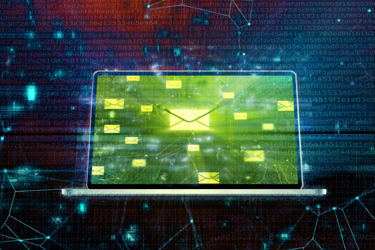 Cybersecurity  >  Email security threats, such as phishing