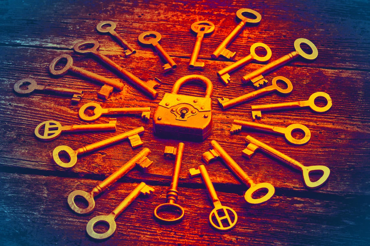 Many keys, one lock  >  Brute-force credential stuffing.
