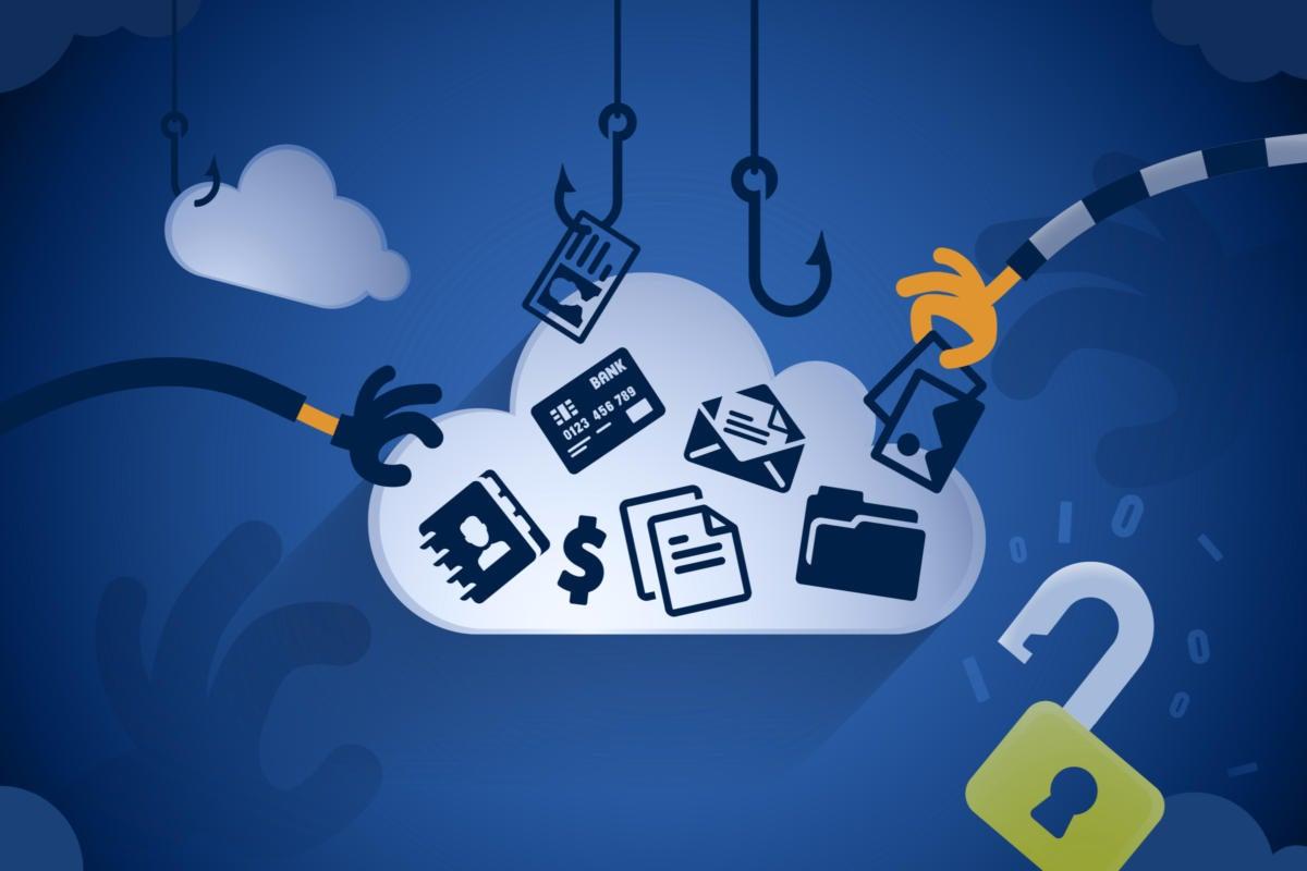 Cloud security threats  >  theft / breach / fraud / phishing