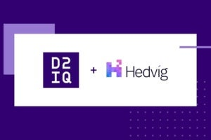 Take Advantage of Enterprise-Grade Container Infrastructure with Hedvig and D2iQ