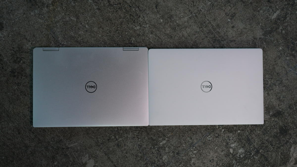 dell xps 13 2 in 1 left xps 13 right
