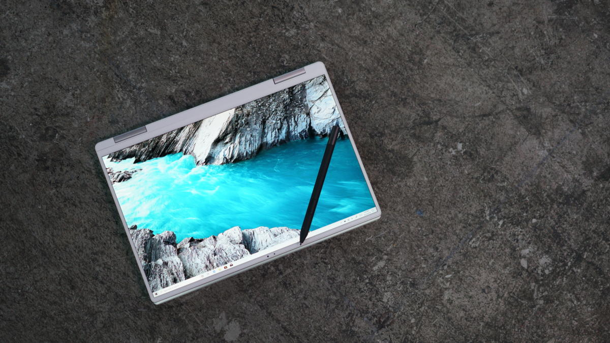 dell xps 13 2 in 1 tablet mode 2