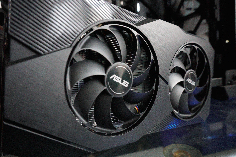 Dual GeForce GTX 1660 Super EVO OC