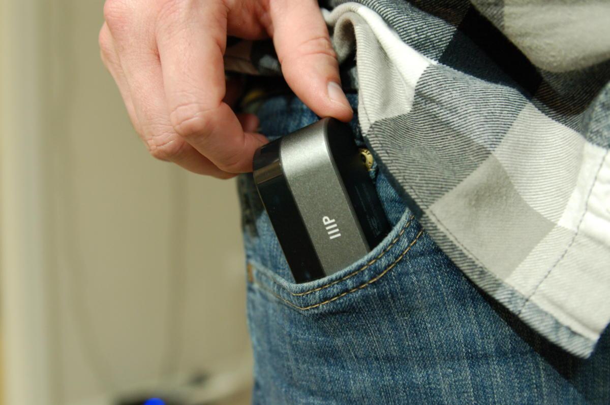 Monoprice 30878 in pants pocket