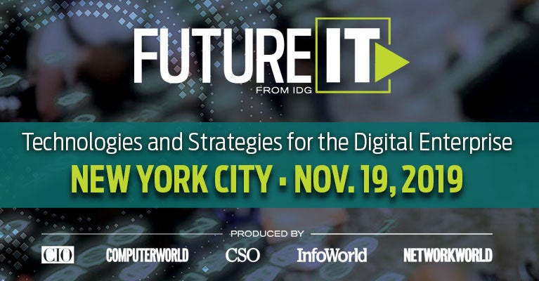 FutureIT New York 11/19