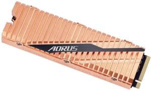gigabyte aorus pcie 4 ssd