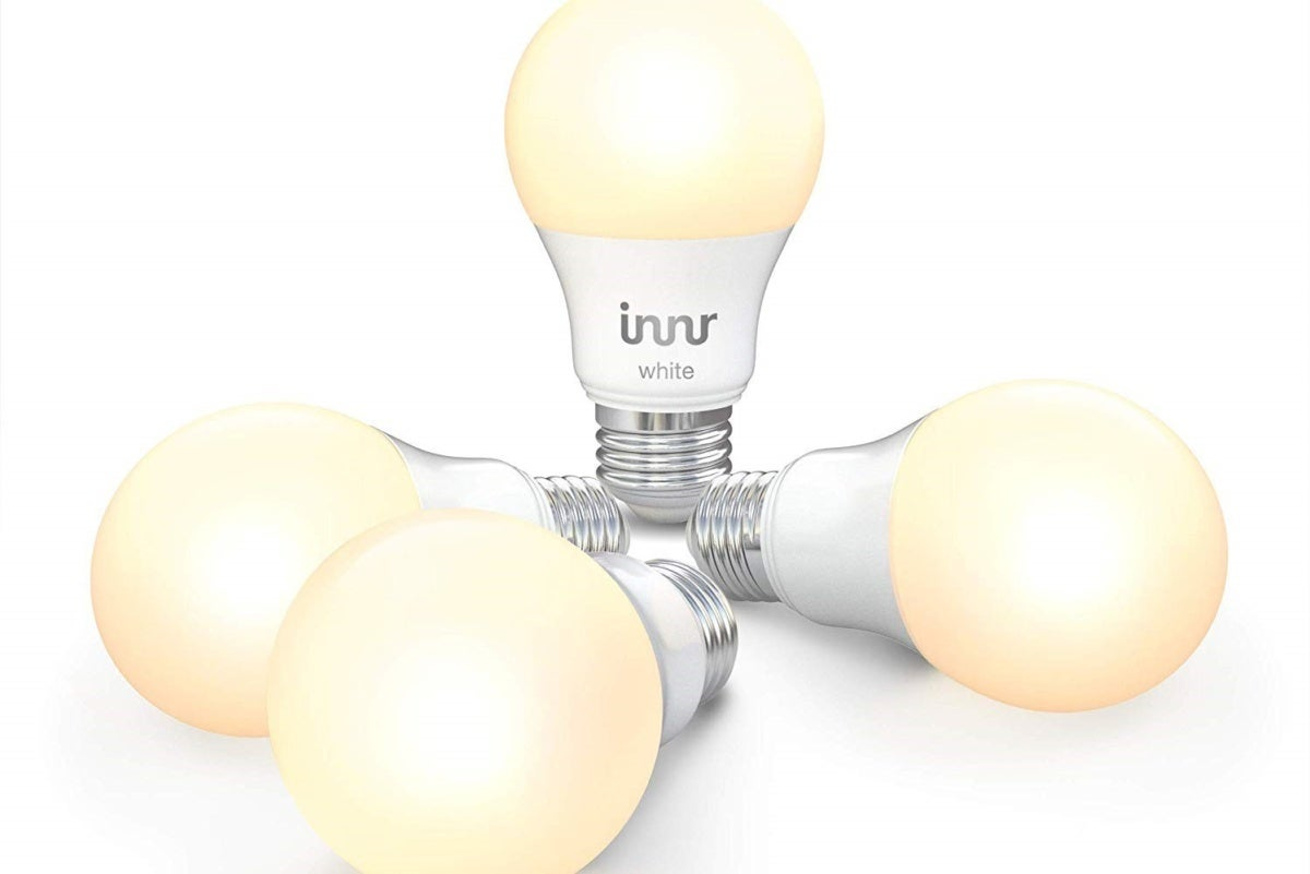 Innr Smart White A19 Bulb Review This Inexpensive Smart