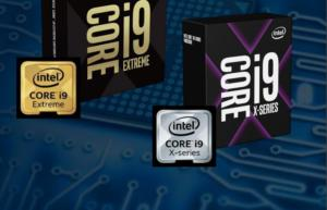 intel core x series processor photo
