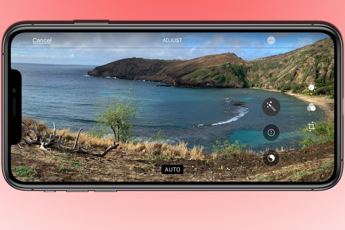 How to take advantage of the photo-editing tools in iOS 13 and iPadOS 13