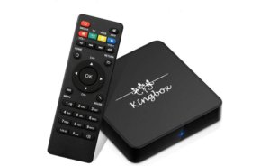 kingbox android tv