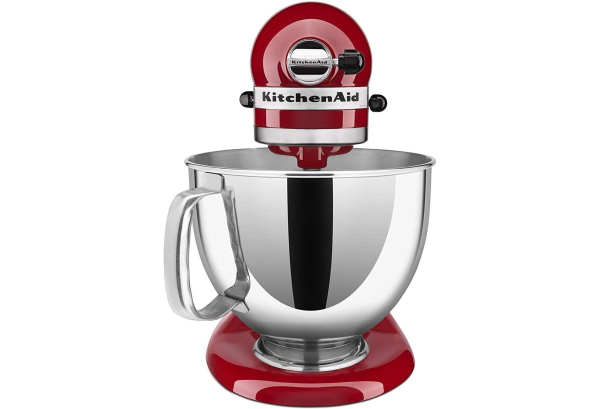 This high-end KitchenAid mixer is now $260, but you need to ...
