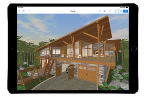 live home 3d pro ipad modern home
