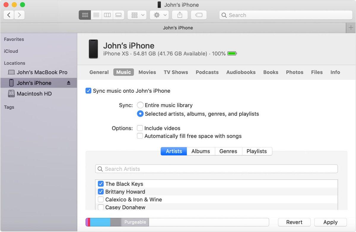 mac911 apple catalina finder device
