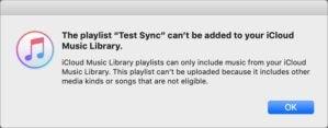 mac911 cant sync itunes streams