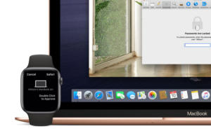 macos catalina apple watch