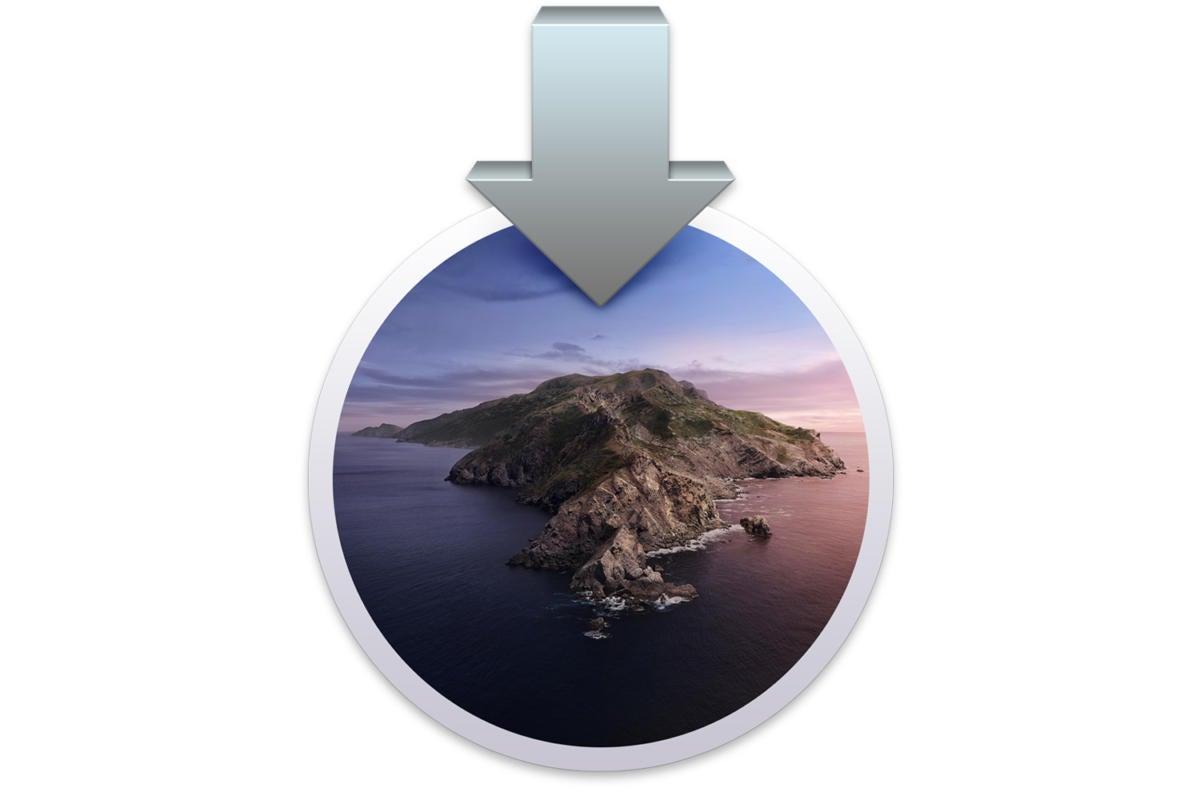 macos catalina installer icon