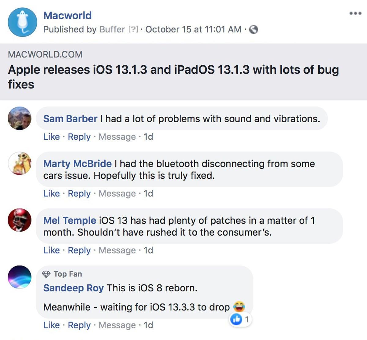 macworld podcast 672 ios13