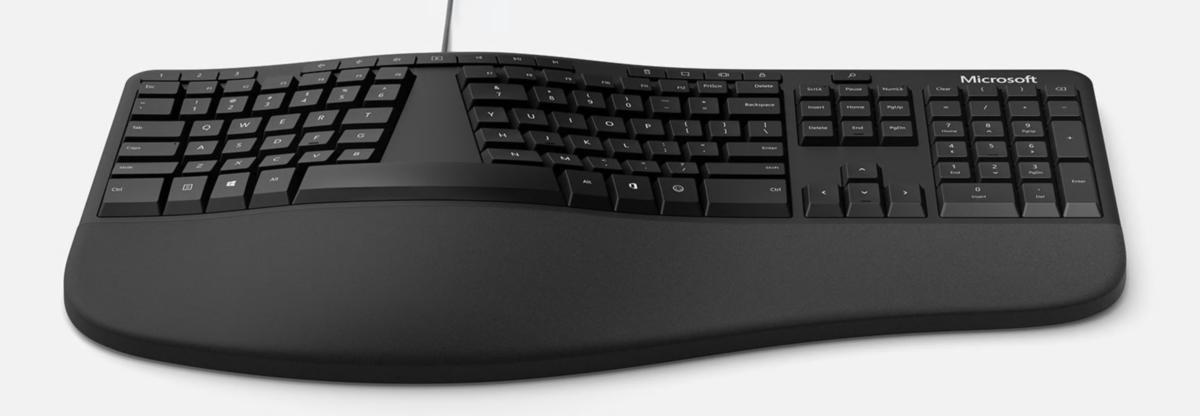 microsoft ergonomoc keyboard 2