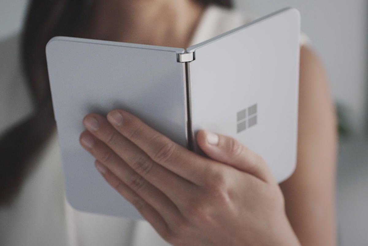 Microsoft Surface Duo (external)