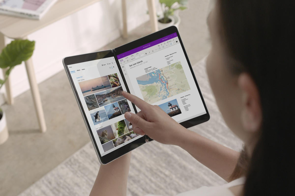 Microsoft Surface Neo tablet > Windows devices