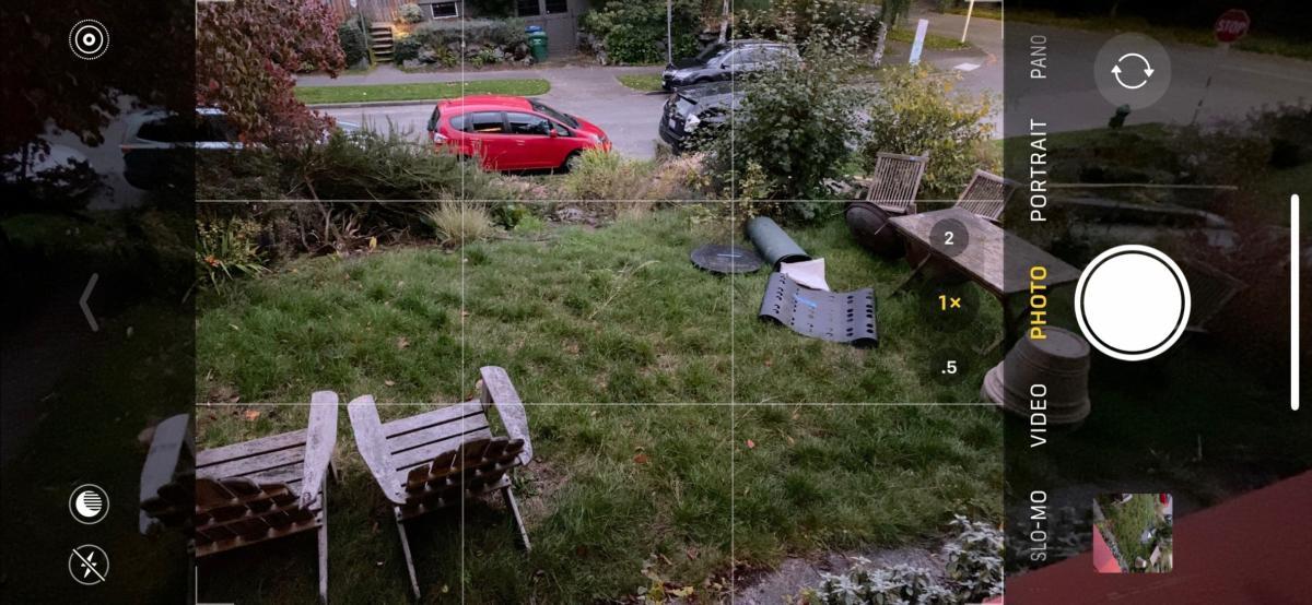 overcapture camera