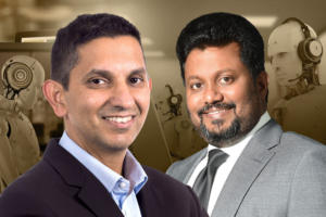 'One Robot for Every Employee' path turning real: Param & Raghu, UiPath