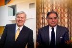 Patrick J McGovern Lifetime Achievement Award conferred upon Ratan Tata