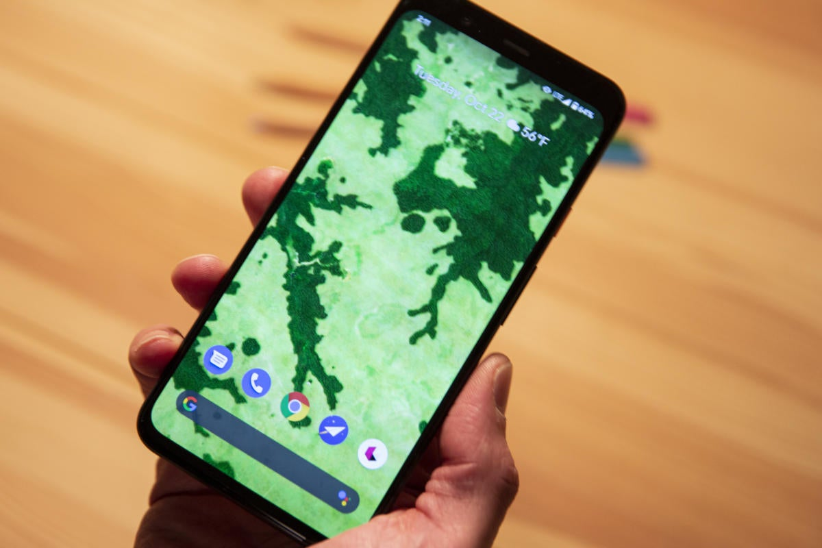 pixel 4 display
