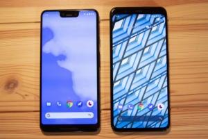 pixel 4 pixel 3 size