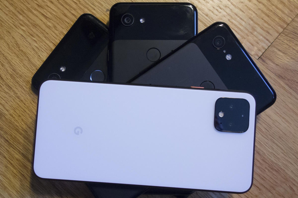 Google First Pixel Feature Drop Enhances Photos Call