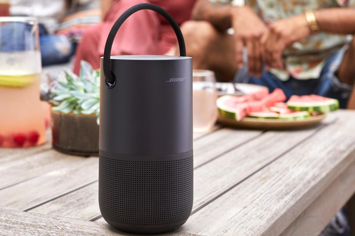 תוצאת תמונה עבור Bose Portable HomeSpeaker box