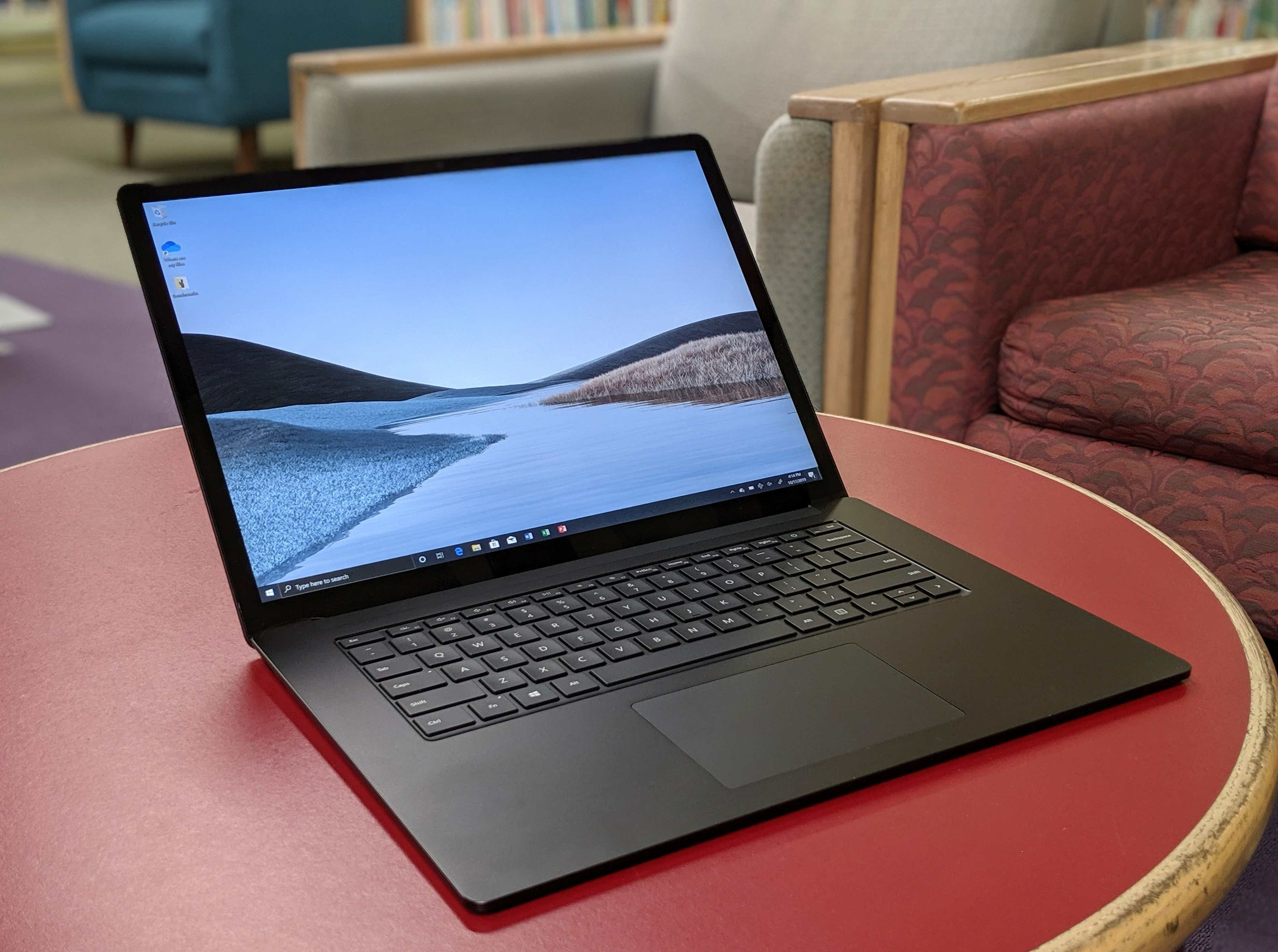 Microsoft Surface Laptop 3 (Ryzen 5)