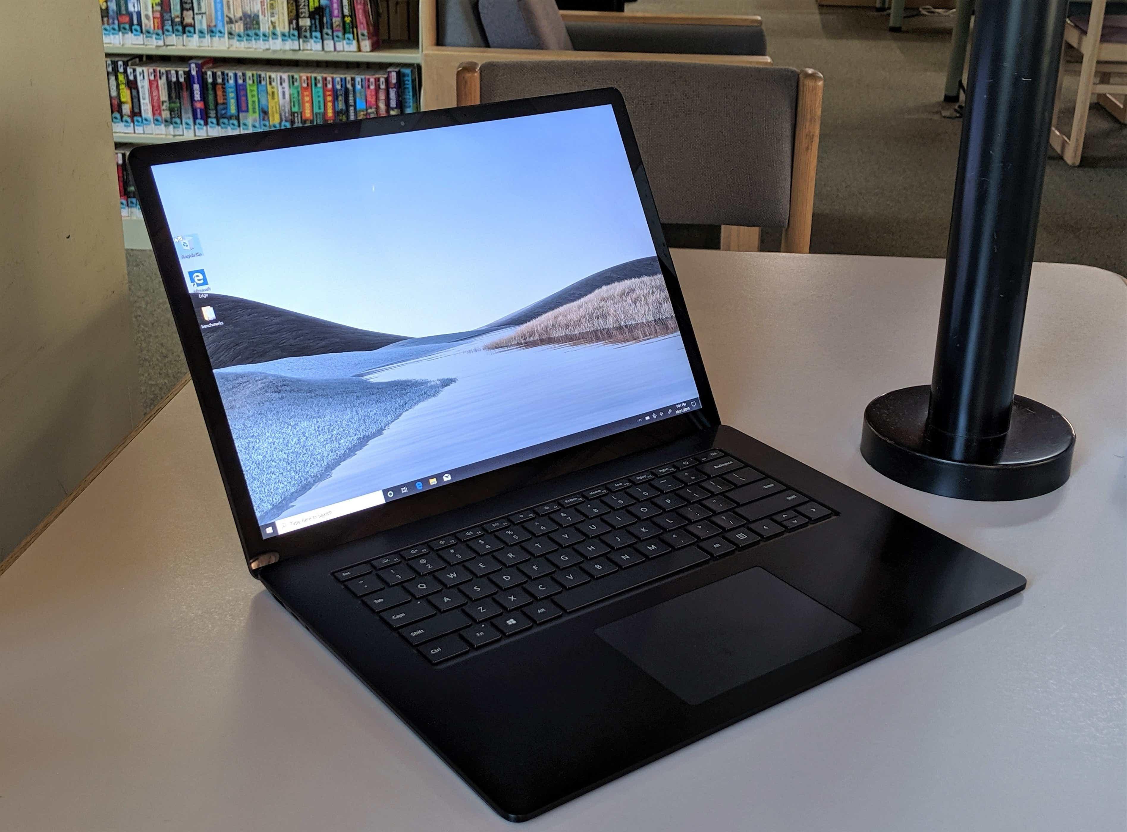 Microsoft Surface Laptop 3 (Ryzen 7)