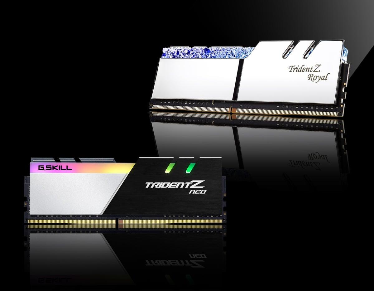 G.Skill's new 32GB DIMMS let you run up to 256GB of RAM