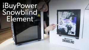 iBuyPower Snowblind
