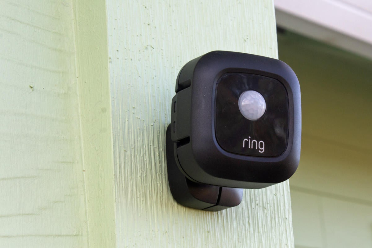 Image of: Ring Smart Lighting Motion Sensor Review A Useful Accessory But Not An Essential One Techhive