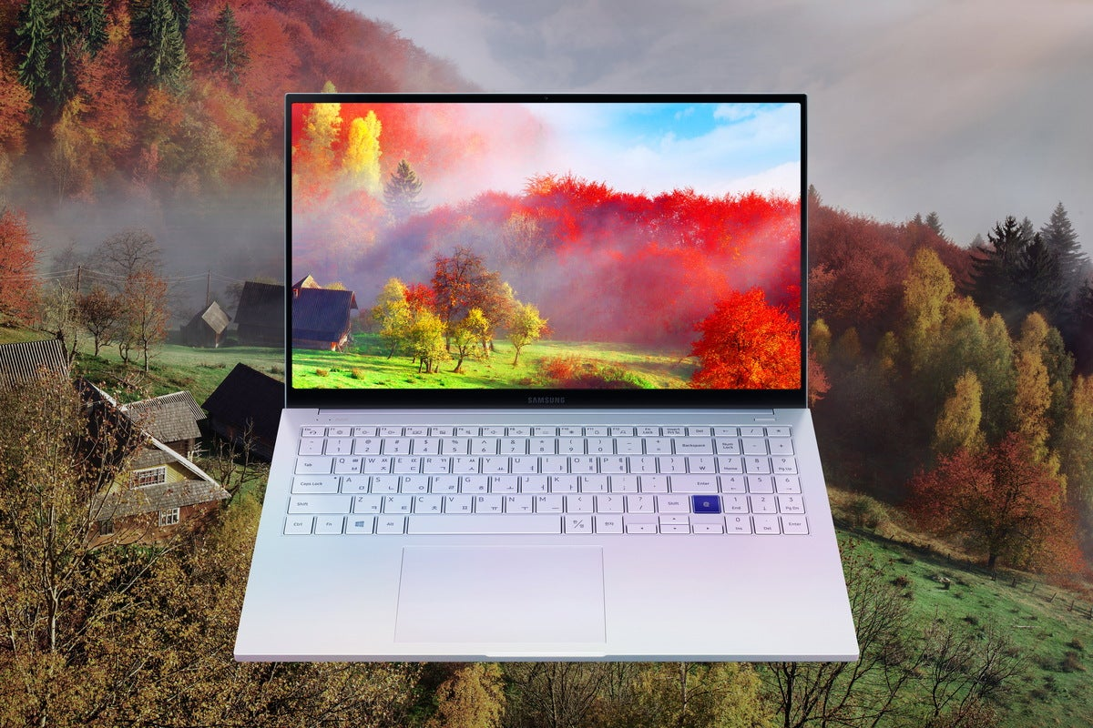 samsung galaxy book ion with 10th gen intel core project athena verified onscreenb