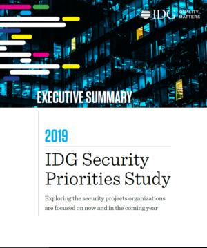 security priorities study