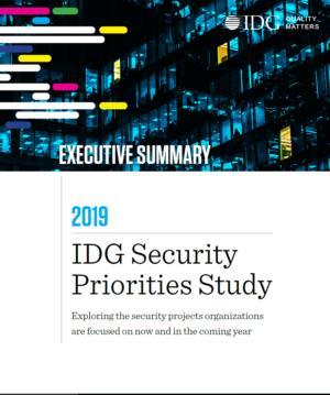 security priorities study